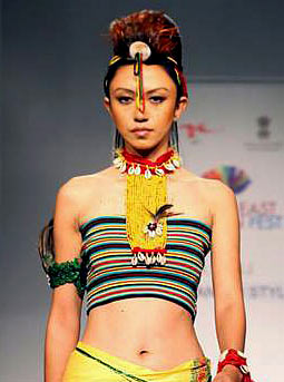 Tribal Indian Designs To Feature At London Fashion Week Rediff Com Get Ahead
