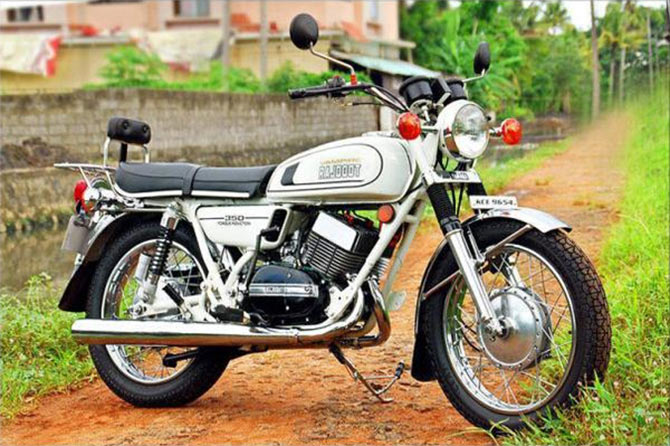 Memories: 5 forgotten Indian bikes - Rediff com Get Ahead